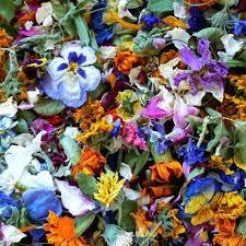 Dried Flower Petals, Dry Flowers, Confetti, Wedding Decorations, Petals,  Flowers, Decor, Real Flowers, Wedding, Wedding Decor, 6 US Cups