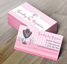 Microsoft Business Cards Templates Diy Do It Yourself Jewelry Making Business Card Editable