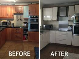 refacing cabinet doors kitchen