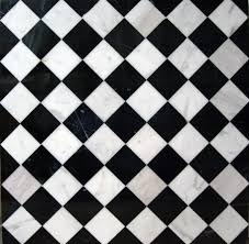 Simple Black And White Tile Floor Texture Big Checks Or Small Prob I Have Always Decorating