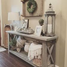 best 25 foyer table decor ideas on console table in