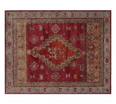 arlington persian style rug pottery barn