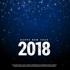 happy new year background. Simple Happy 2018 Happy New Year Blue Background Design For Happy New Year Background C