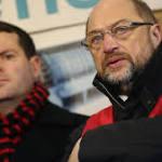 Union hofft auf Umdenken von Schulz