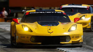 Chevrolet Corvette Racing quickest in class at Le Mans 24 test day