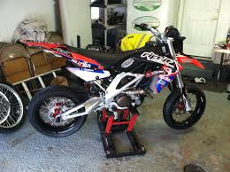 rxv supermoto conversion for sale