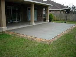 patio concrete slabs. Extraordinary Concrete Slabs Patio Ideas Cool Slab Modern Rooms Colorful Design Simple To House Decorating.