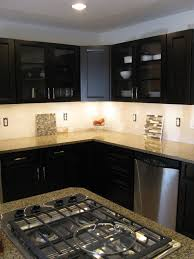 under cabinet lighting in kitchen. Picture Of Installation Under Cabinet Lighting In Kitchen S