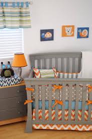 stunning gray nursery bedding baby boy nurseries home grey set room themes purple blue crib cot