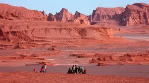 Paisaje marciano: Recorre el desierto iraní que parece de Marte | VAMOS |  EL COMERCIO PERÚ