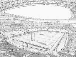 Rugby Dessin Stade Toulousain A Colorier L L L L L L L