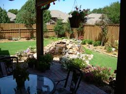 Calm Easy Ways To Your Small Backyard Landscaping Also Small Backyard  Landscaping in Small Backyard Ideas