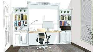 home office murphy bed. Office Wall Bed Home With System Side Piers For Murphy Desk Combo Diy