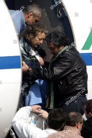 Italian secret agent Marco Mancini during rescue Editorial Stock Photo -  Stock Image