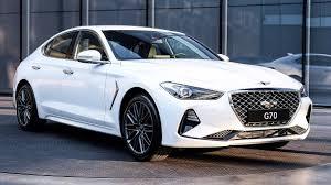 2018 Genesis G70 - Interior Exterior And Drive  0