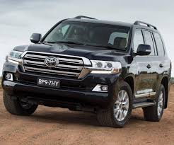 Toyota: 2019 Toyota Land Cruiser Release Date And Price - All ...