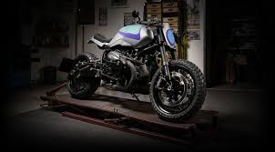 the first ever custom bmw r ninet by urban motor autoevolution