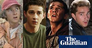 Shia saide labeouf is a famous american actor and director. Shia Labeouf I Kiss Trouble Shia Labeouf The Guardian