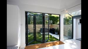 Aluminium Bi Fold Doors External Designs for Home - YouTube