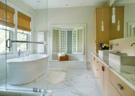 marble bathroom floors. Large Bathroom With Marble Floor Floors
