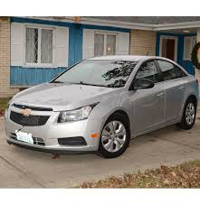 2012 Chevrolet Cruze Sedan : EBTH