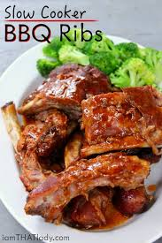 Pork Ribs Temperature Chart Amazing Crockpot Ribs Delicious Slow Cooker Baby Back