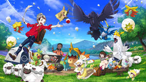 Gotta almost catch 'em all: Pokemon Sword and Shield review ...