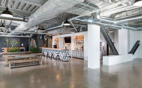 San diego office Northrop Grumman Located In The Coveted East Village Area Of Downtown San Diego Classys Space Hughes Marino Spaces We Love Classys Cuttingedge Office Hughes Marino San Diego