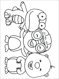 Free Penguin Printables Penguin Coloring Pages Free Penguin Coloring