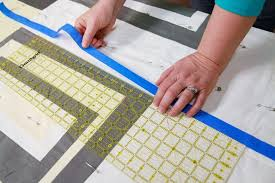 Tips and Tricks for Better Straight-Line Quilting & Baselines and Registration Lines Adamdwight.com