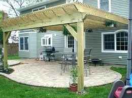 patio cover plans free standing. Patio Cover Plans Diy Awesome Covers Or Ideas How To Build A . Free Standing