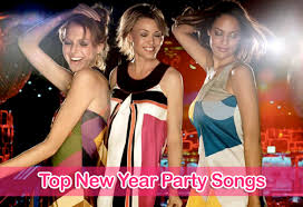 most por new year party songs list