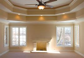Tray ceilings are ...