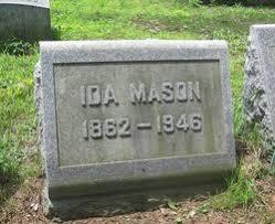 Ida Catherine Heist Mason (1862-1946) - Find A Grave Memorial