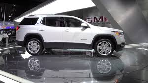 2018 chevrolet acadia. wonderful 2018 2018 gmc acadia 360 exterior in 4k video to chevrolet acadia
