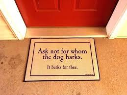 funny front door mats australia mat exteriors clever doormats monogrammed welcome