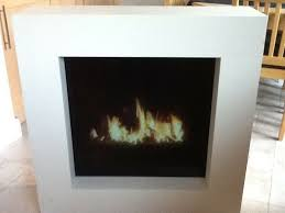 electric fire lcd focal point