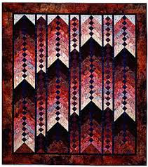 French Braid Quilts by Jane Hardy Miller 14 Colorful Log Cabin ... & Shadow City Adamdwight.com