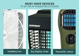 Outdoor Mosquito Control