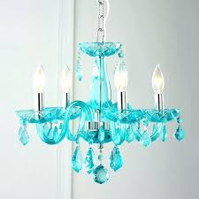 blue glass chandelier blue glass chandelier interesting colored chandeliers inspiring gypsy with silver metal candle