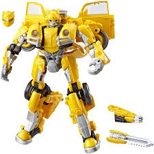 Hasbro Transformers Generations: Studio Series 18 Deluxe Bumblebee Movie  Bumblebee: Amazon.de: Spielzeug
