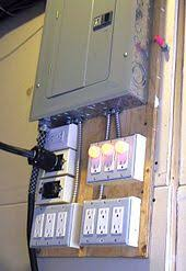 distribution board mobile operation edit