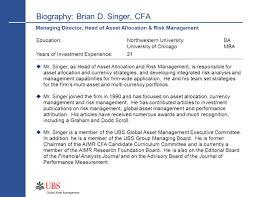 Ubs Organizational Chart Organization Chart Investment Management Research Ppt