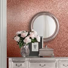 muriva oriah glitter rose gold 401012