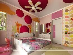3d design bedroom. 3d Bedroom Interior Design Bungalow Living Hall Girls Max