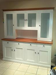 white buffet hutch buffets hutches timber furniture custom made solid in nz