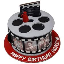 Movie Themed Birthday Cake Design For Boys Doorstepcake