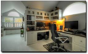 custom desks for home office. Awesome Customs Office Partners Desk Suite Makeover Office. Excellent Furniture Desks Custom For Home