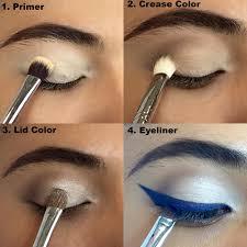 18 easy glam makeup tutorial via