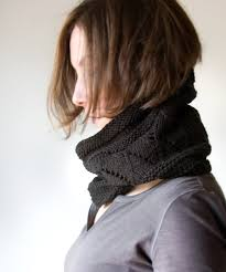 Free Knitting Patterns For Neck Warmers Interesting Inspiration Design